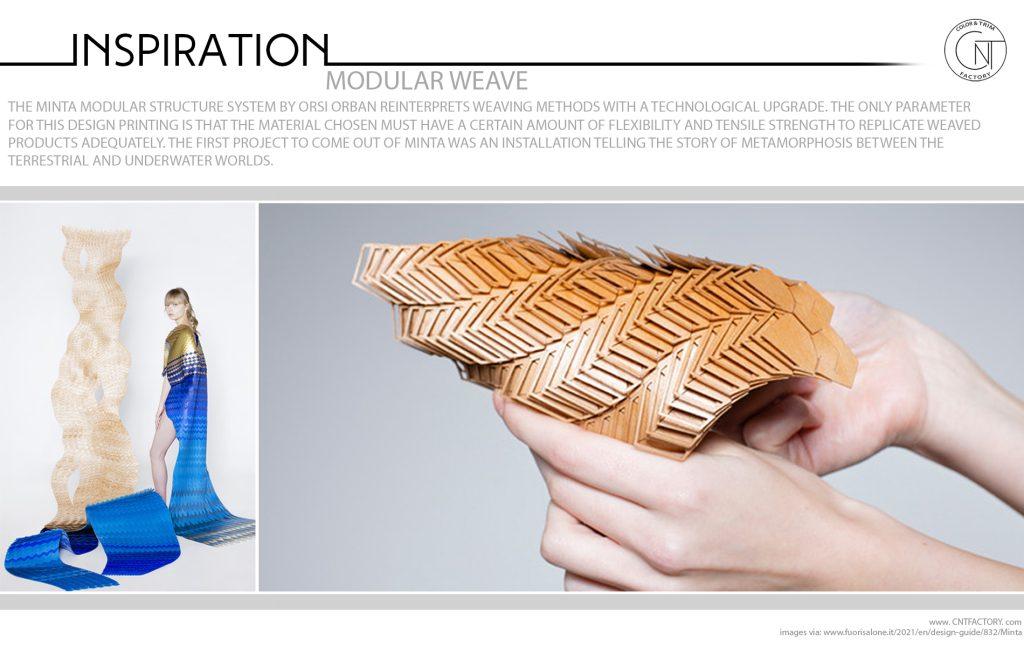 Modular Weave